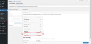 Wordpress Menü erstellen - Schritt für Schritt Anleitung13