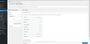 Wordpress Menü erstellen - Schritt für Schritt Anleitung14