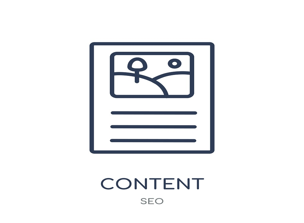 Content,Icon.,Content,Linear,Symbol,Design,From,Seo,Collection.,Simple