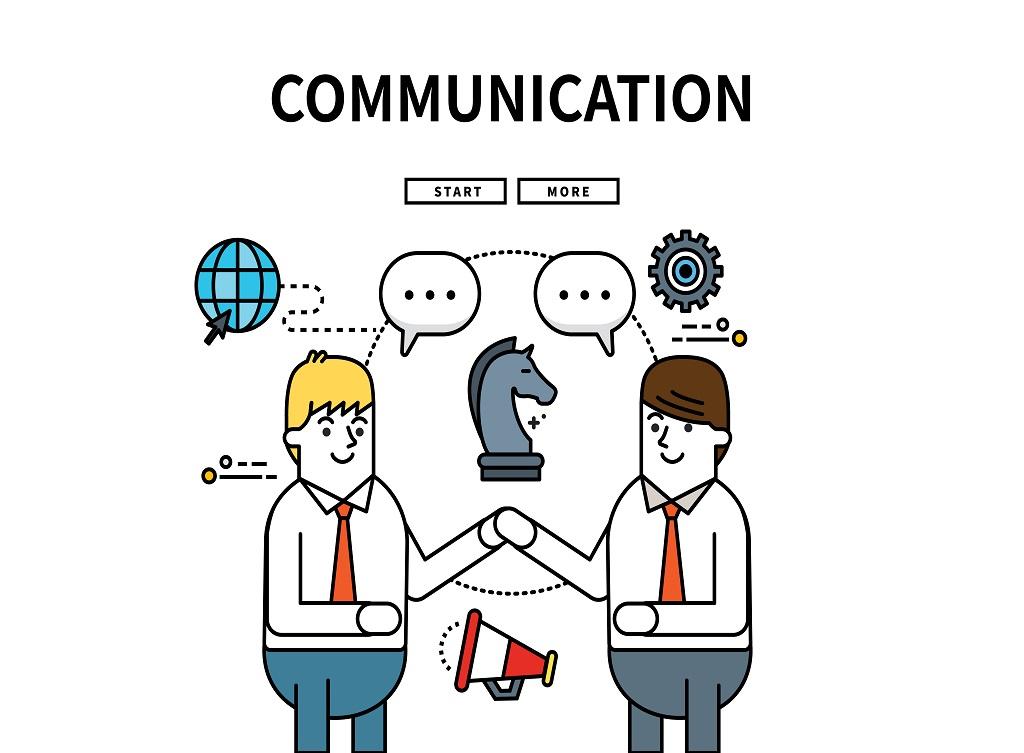 Flat,Line,Vector,Editable,Graphic,Website,Illustration,,Business,Communication