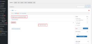 Umfrage Plugin WordPress Fragenerstellung