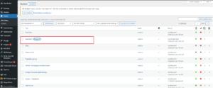 Wordpress Seite duplizieren Entwurf