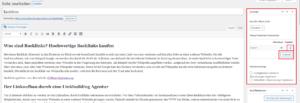 Wordpress Unterseite übersetzen mit dem WPML Plugin